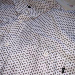 Obey Shirts - Obey Paisley Short Sleeve Shirt